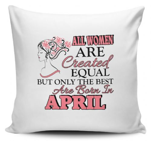 All Women Are Created Equal Cushion Cover Variation